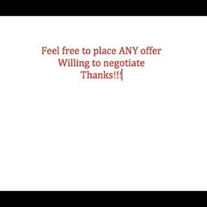 Other - PLACE ANY OFFER